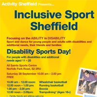 Inclusive Sport Sheffield