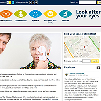 Look After Your Eyes website