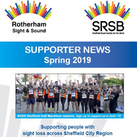 Picture of the latest Supporter Newsletter fron cover