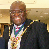 Photograph of Cllr John Campbell