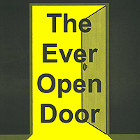 Image of Ever Open Door cover page
