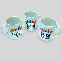 Photograph of SRSB mugs